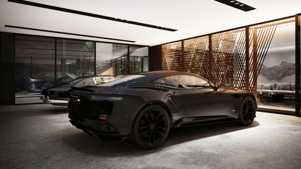 Aston Martin Sylvan Rock