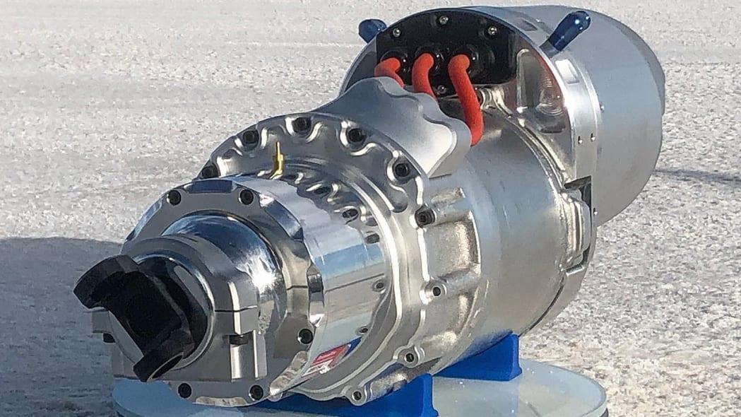 EV West Tesla crate motor