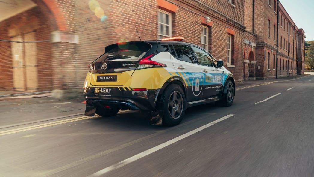 2020 Nissan Re-Leaf concept