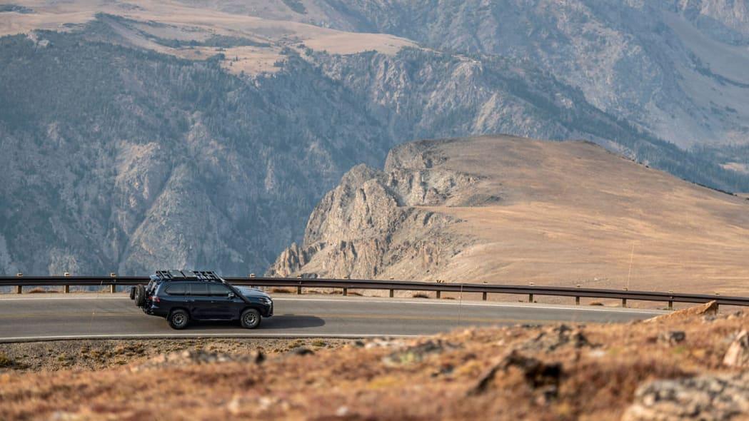 2020 Lexus J201 concept
