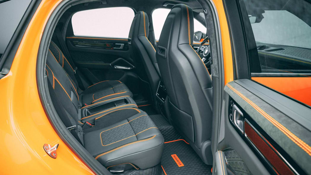 Mansory Porsche Cayenne Coupe