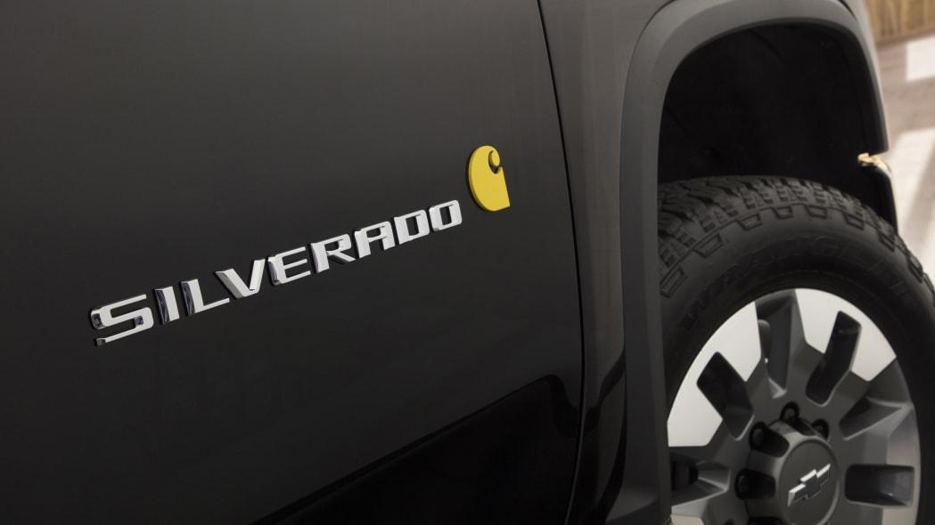 2021 Silverado HD Carhartt Edition