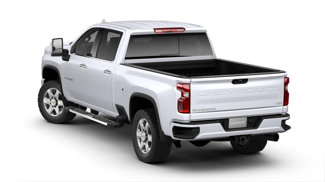2021 Silverado HD Z71 Chrome Sport Edition