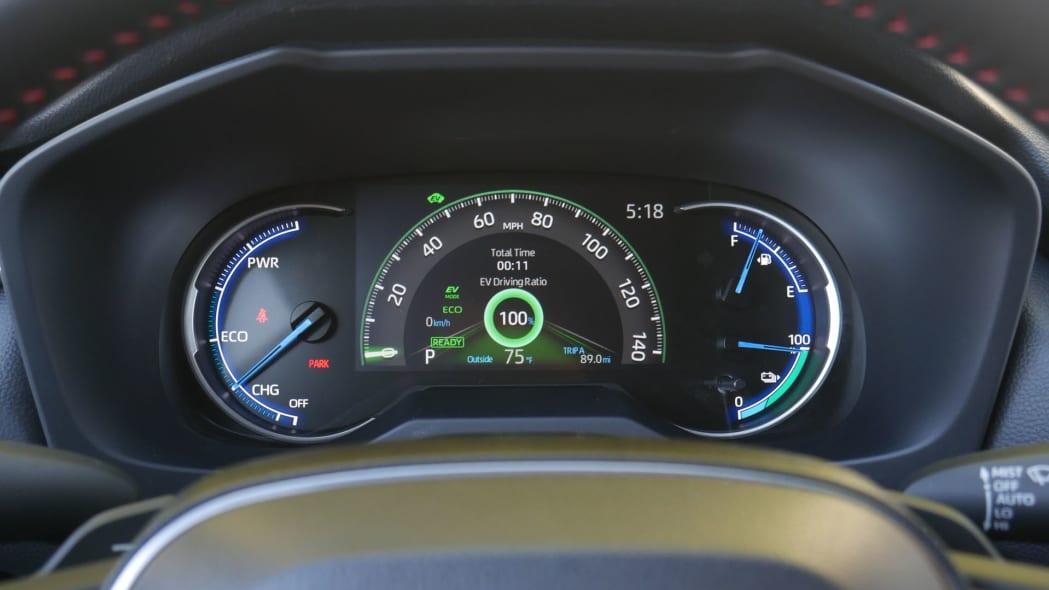 2021 Toyota RAV4 Prime Eco IP