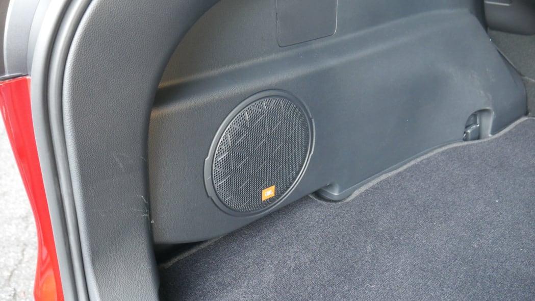 2021 Toyota RAV4 Prime JBL speaker