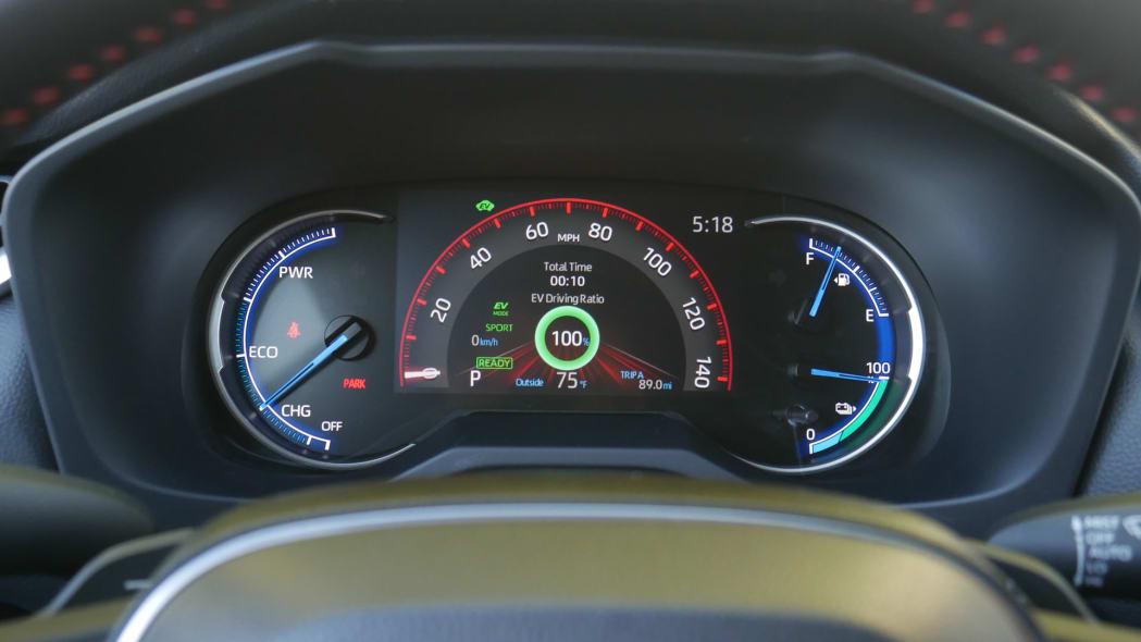 2021 Toyota RAV4 Prime Sport IP