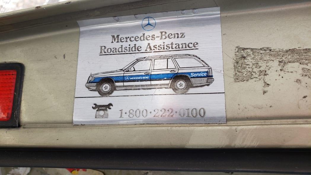 11 -1981 Mercedes-Benz 300SD in California junkyard - photo by Murilee Martin