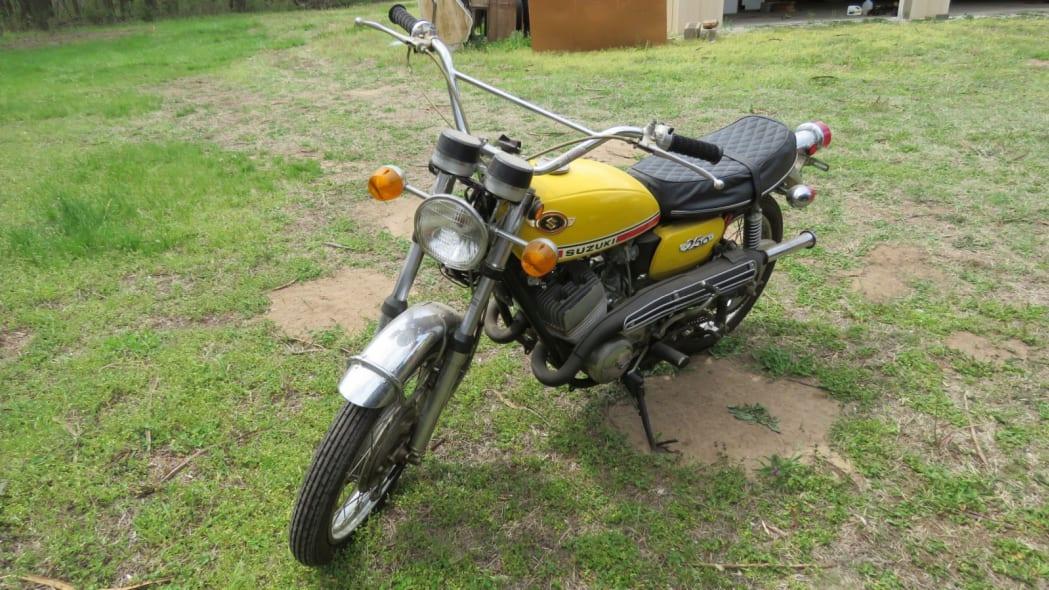 1970 Suzuki T250