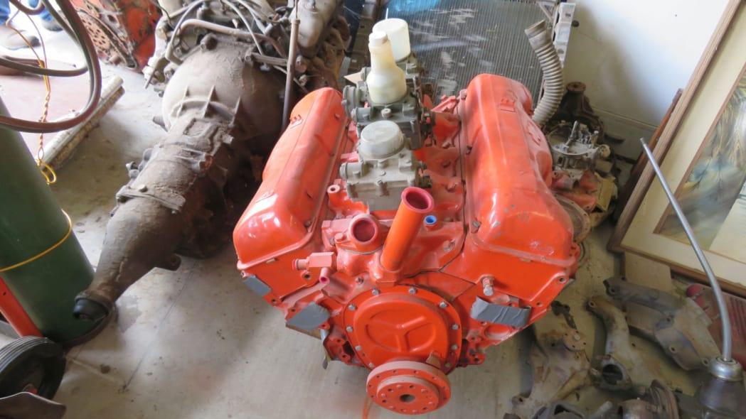 General Motors engine
