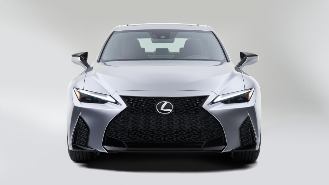 2021 Lexus IS 350 F Sport