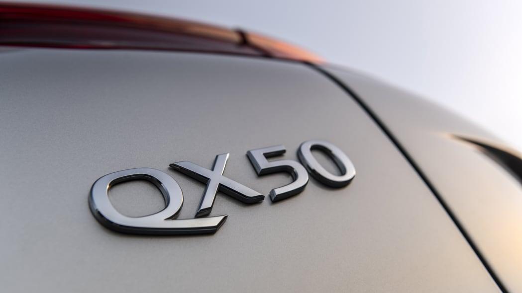 2021 QX50