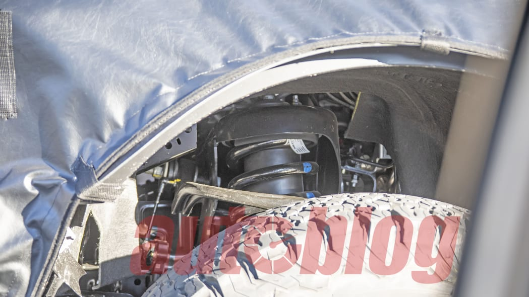 Ford Bronco Raptor Warthog