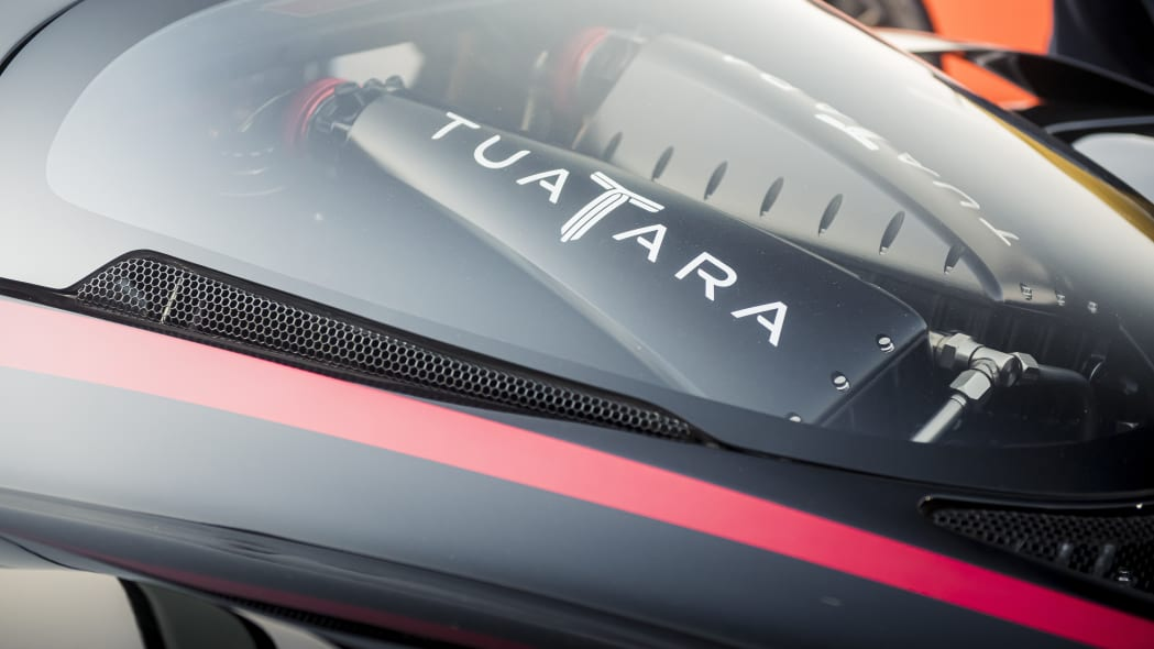 SSC Tuatara top speed record run