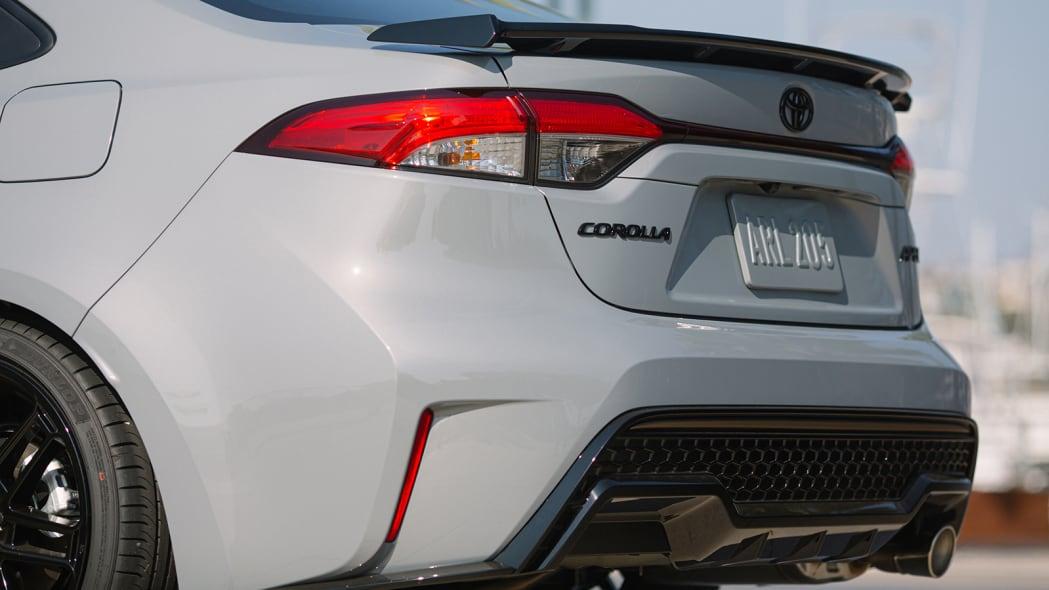 2021 Toyota Corolla XSE Apex