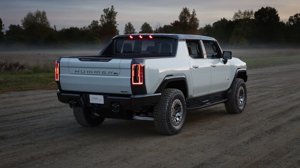 The GMC HUMMER EV is driven by next-generation EV propulsion tec