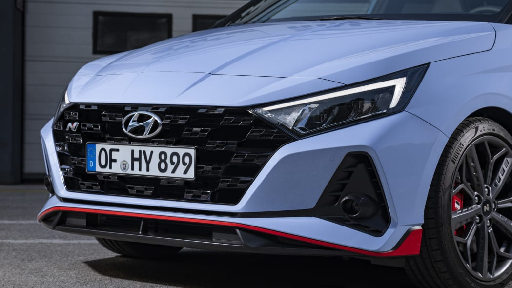 2020 Hyundai i20 N