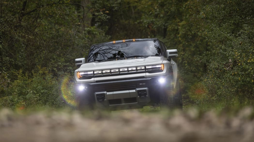 The GMC HUMMER EV is a first-of-its kind supertruck developed to
