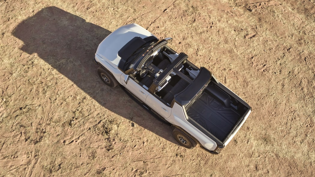 The GMC HUMMER EV is driven by next-generation EV propulsion tec