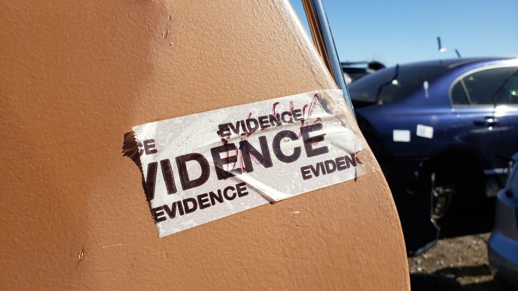 03 - 1987 Toyota LiteAce Van in Colorado junkyard - photo by Murilee Martin
