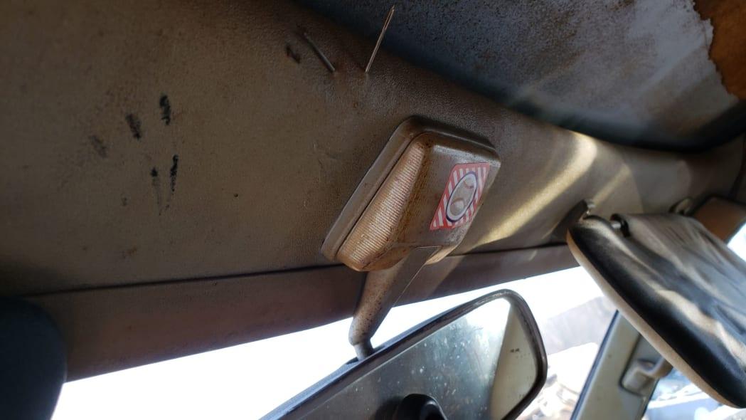 26 - 1987 Toyota LiteAce Van in Colorado junkyard - photo by Murilee Martin