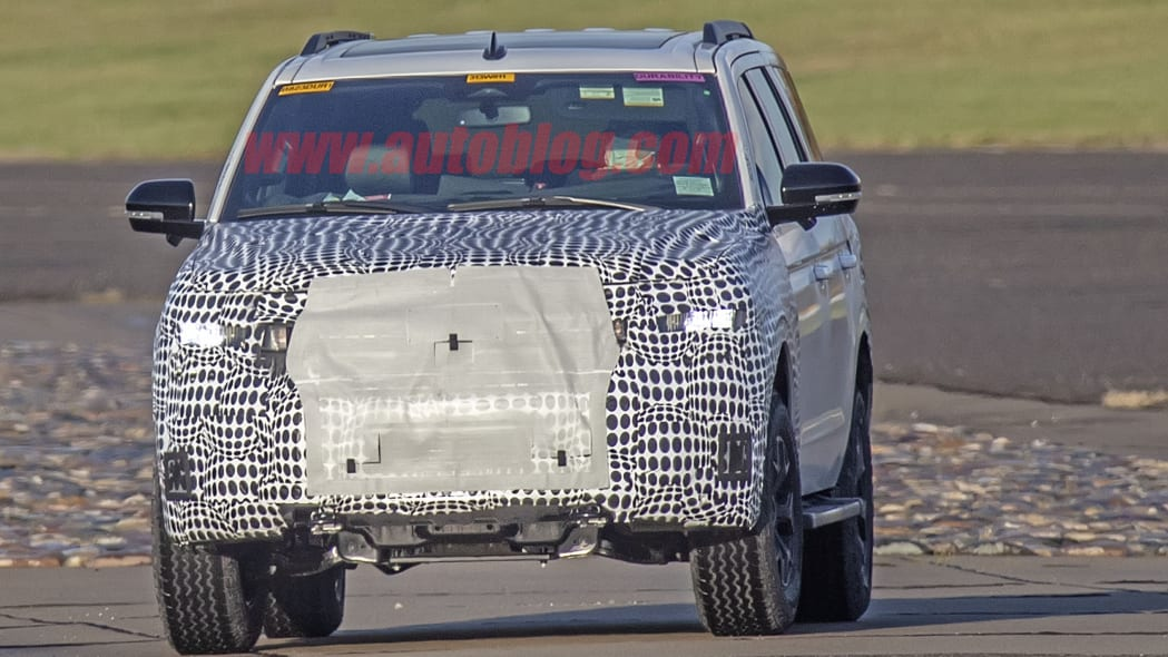 Ford Expedition spied.g02.KGP