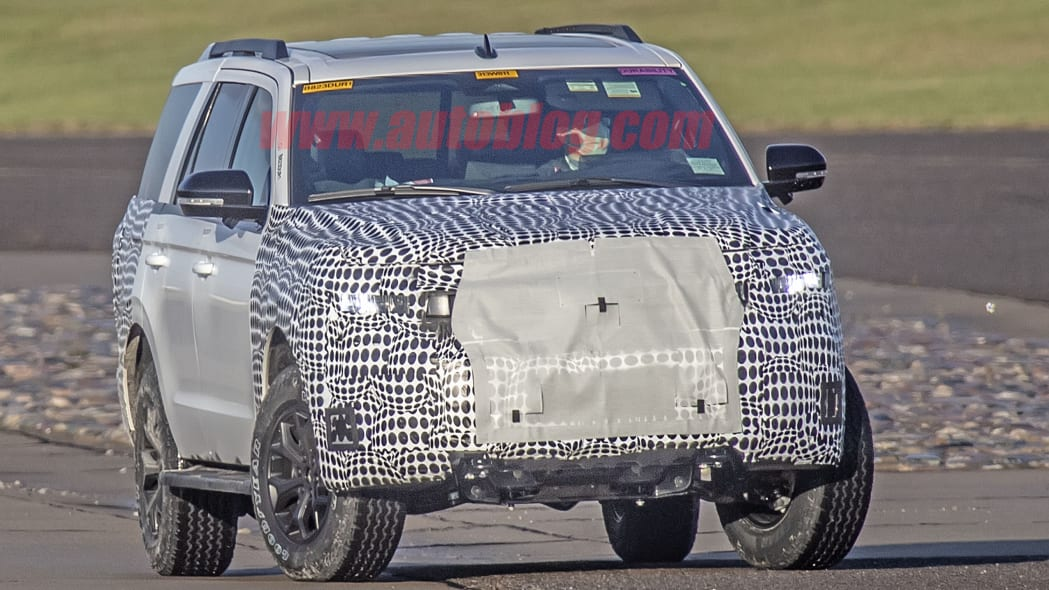 Ford Expedition spied.g04.KGP