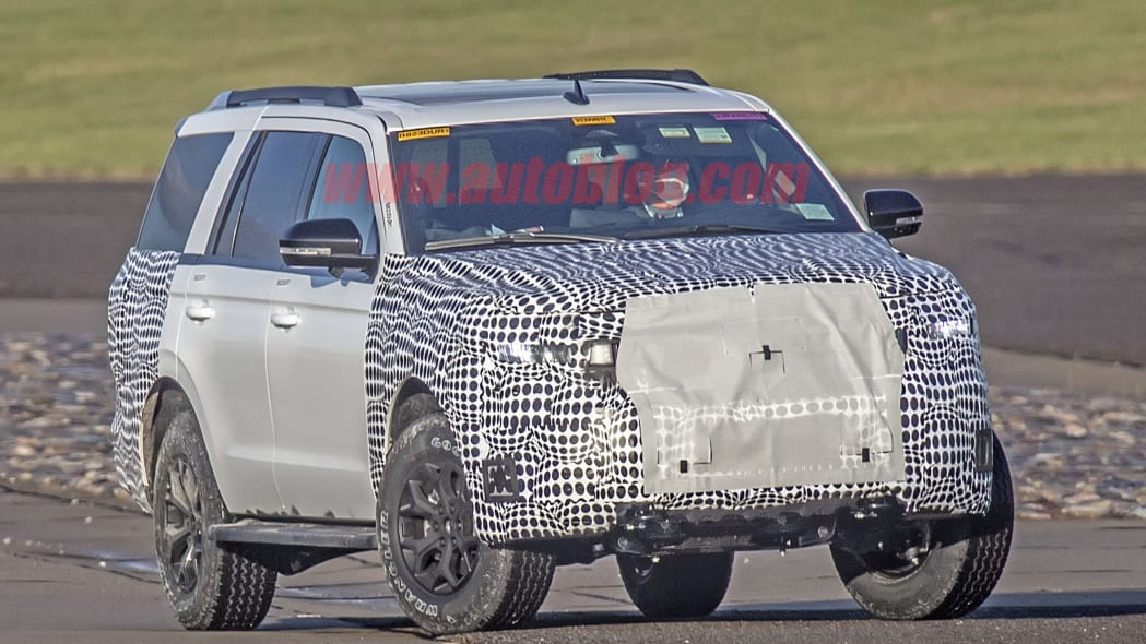 Ford Expedition spied.g05.KGP