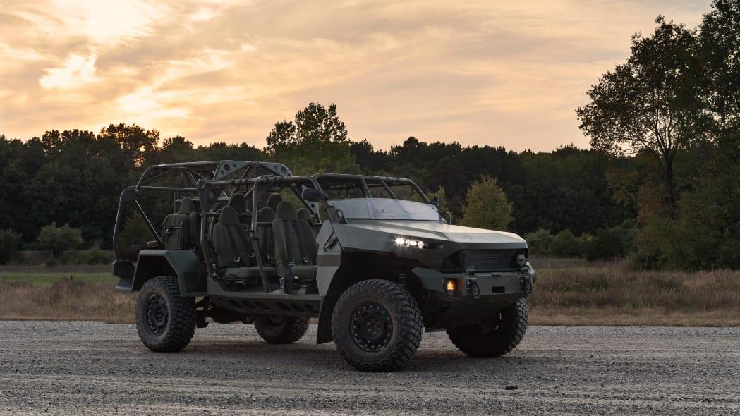 GM Defense Infantry Squad Vehicle (production)