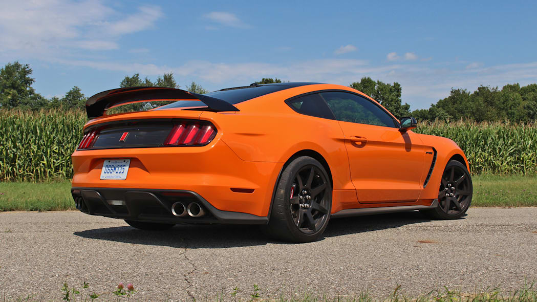 2021 Ford Mustang GT350 R