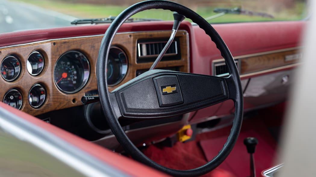 1977 Chevy K5 Blazer-E