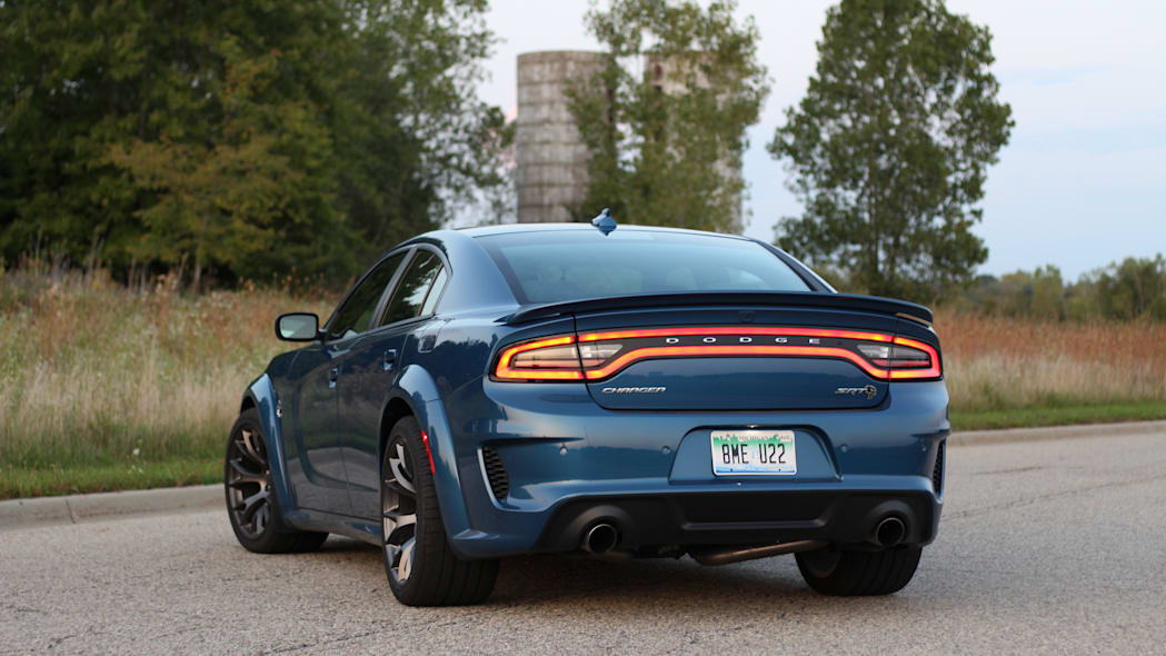 2020 Dodge Charger Hellcat Widebody