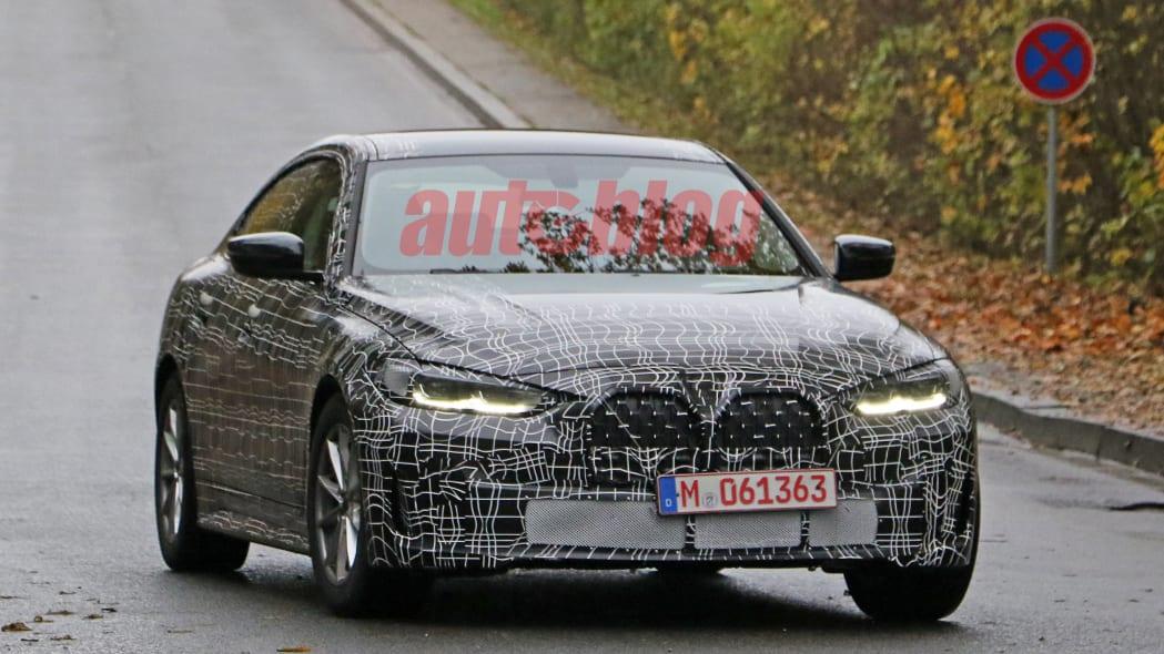 BMW 4 Series Gran Coupe 2