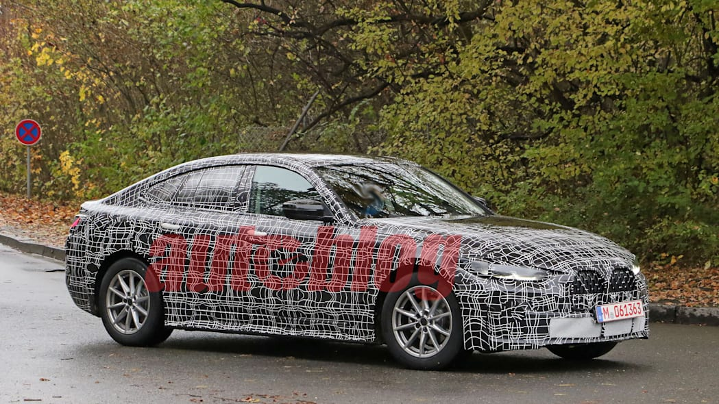 BMW 4 Series Gran Coupe 5