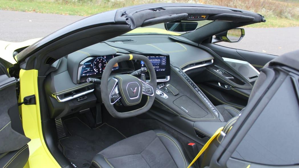 2020 Chevrolet Corvette Convertible