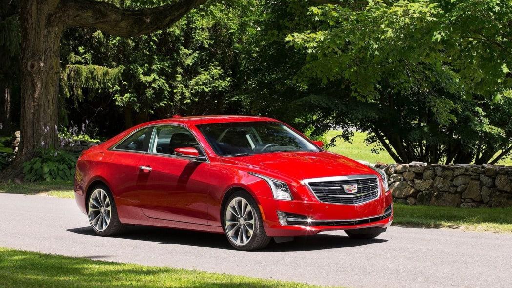 2019 Cadillac ATS: 116 sales