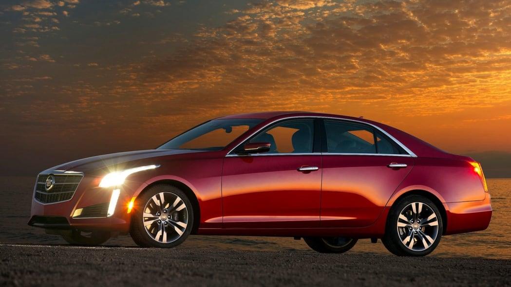 2019 Cadillac CTS: 611 sales