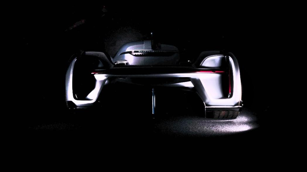 Porsche mystery sketch