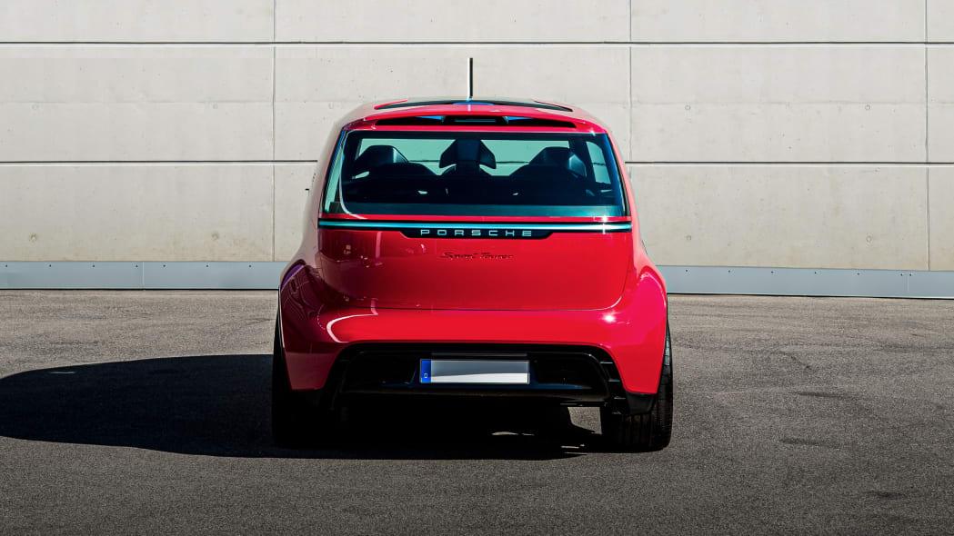 Porsche Renndienst prototype