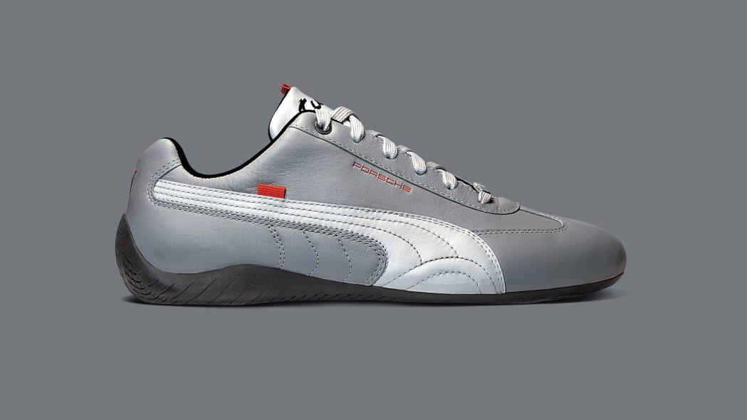 Puma's Porsche 911 Turbo-inspired shoe line