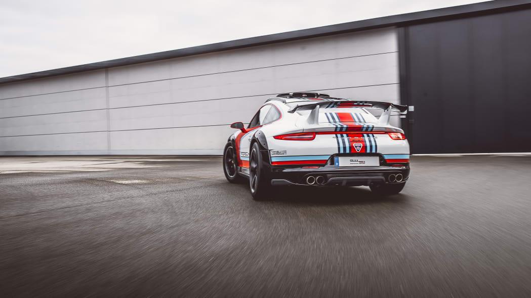 Porsche 911 Vision Safari