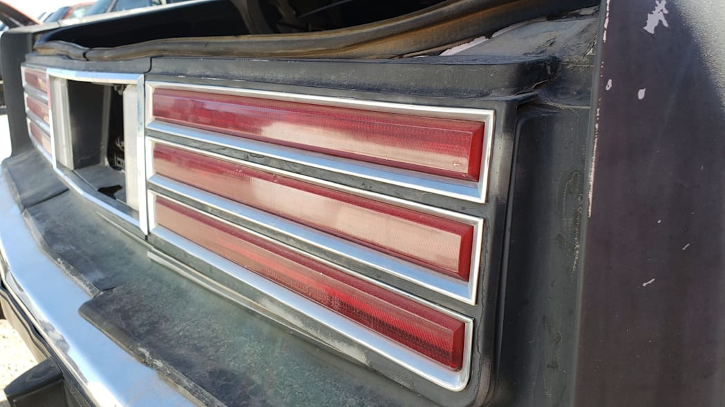 24 - 1983 Chrysler Cordoba in Colorado Junkyard - photo by Murilee Martin