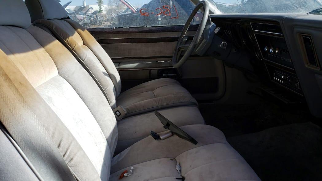 39 - 1983 Chrysler Cordoba in Colorado Junkyard - photo by Murilee Martin