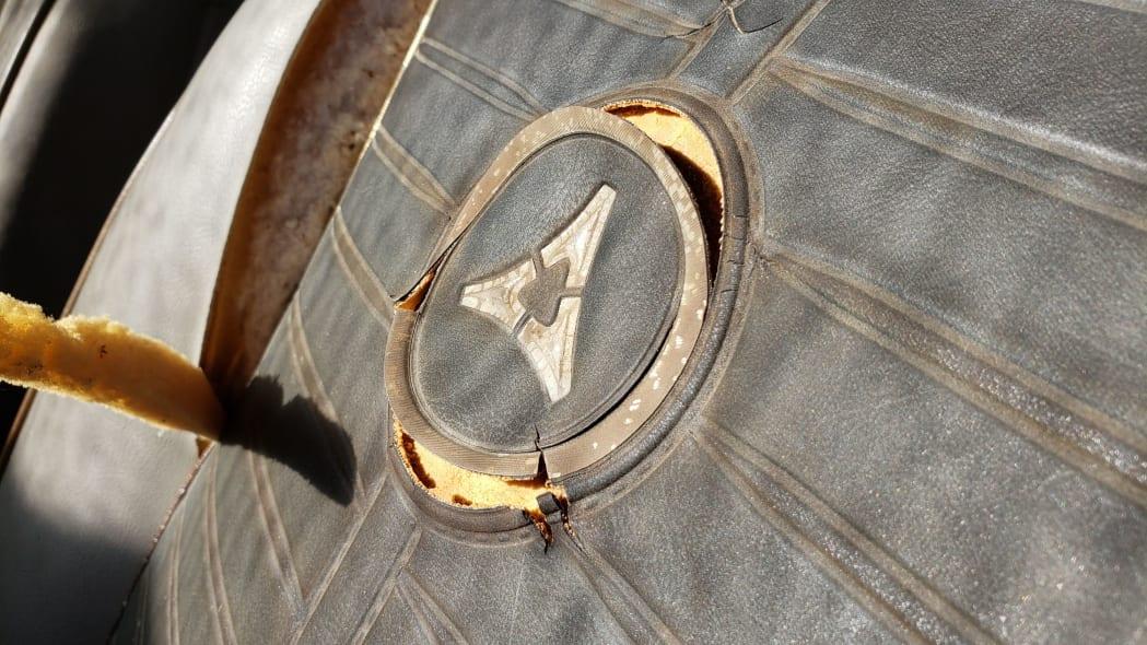 07 - 1964 Dodge Dart in Colorado Junkyard - photo by Murilee Martin
