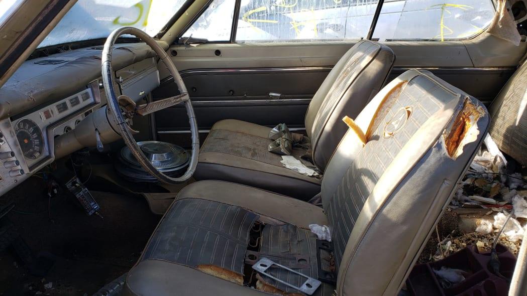20 - 1964 Dodge Dart in Colorado Junkyard - photo by Murilee Martin