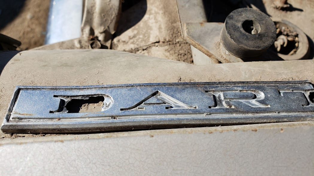 24 - 1964 Dodge Dart in Colorado Junkyard - photo by Murilee Martin