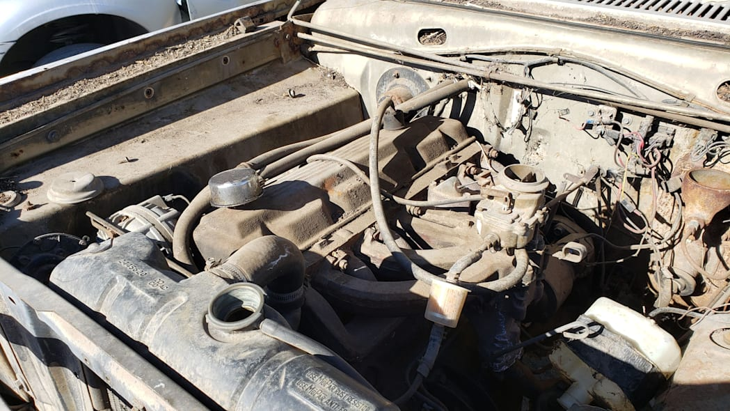 25 - 1964 Dodge Dart in Colorado Junkyard - photo by Murilee Martin