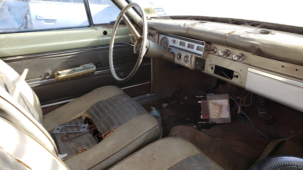 31 - 1964 Dodge Dart in Colorado Junkyard - photo by Murilee Martin