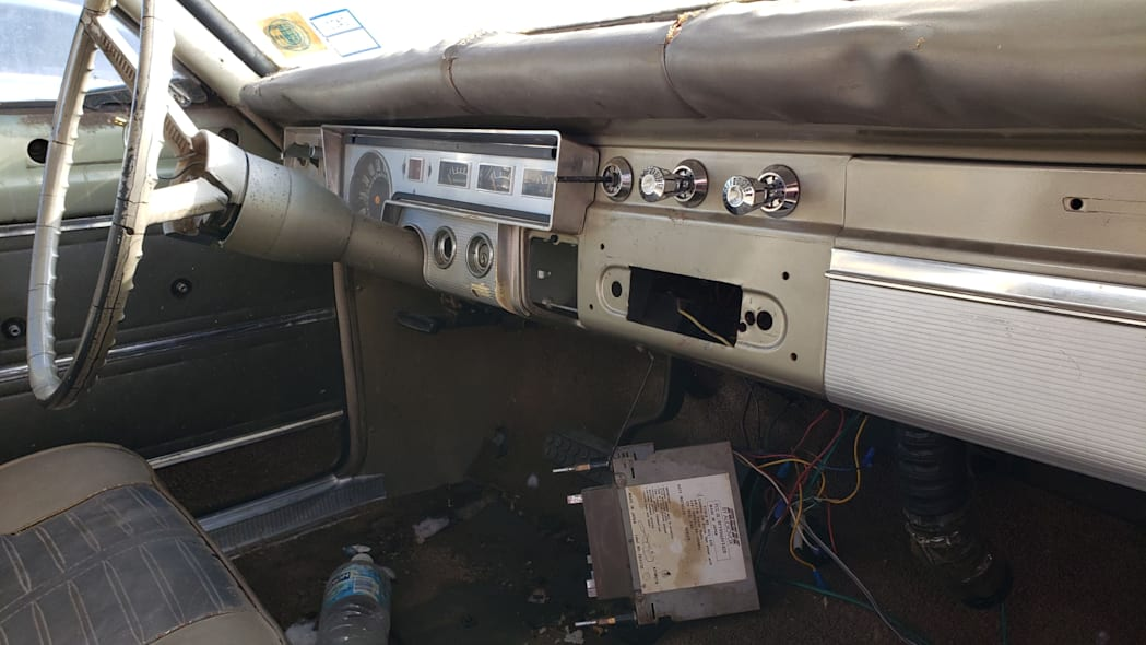 35 - 1964 Dodge Dart in Colorado Junkyard - photo by Murilee Martin
