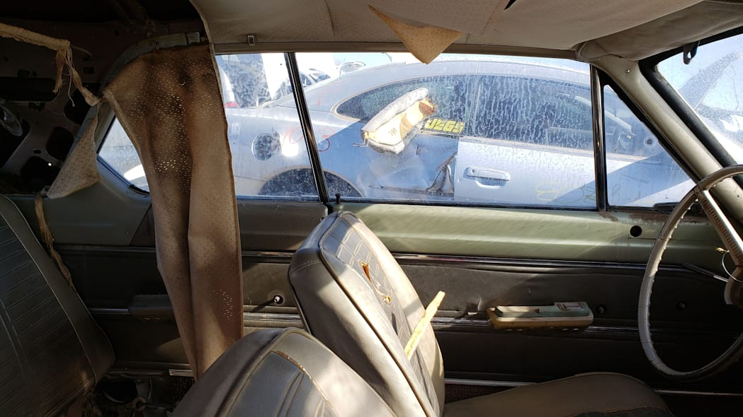 42 - 1964 Dodge Dart in Colorado Junkyard - photo by Murilee Martin