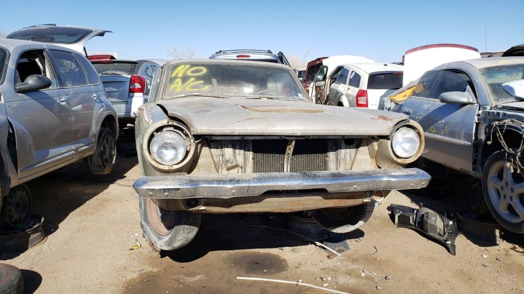 48 - 1964 Dodge Dart in Colorado Junkyard - photo by Murilee Martin
